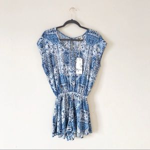 Show me your mumu rowdy romper! NEW